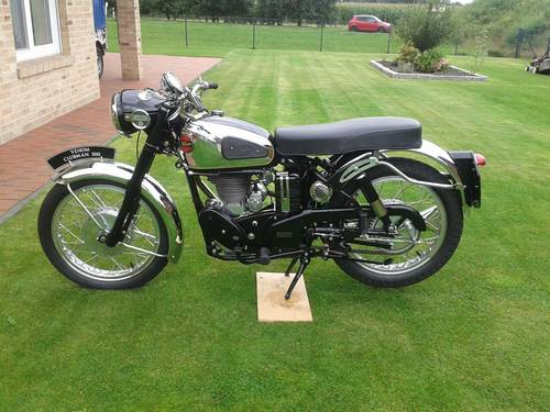 1961 Velocette Venom Clubman  For Sale (picture 6 of 6)