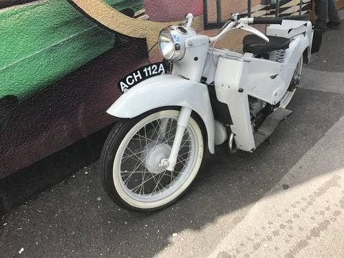 Velocette MK3 1963 For Sale (picture 1 of 4)