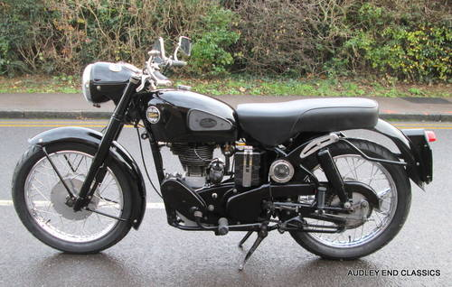 1957 VELOCETTE VIPER GOOD CONDITION SOLD (picture 1 of 6)
