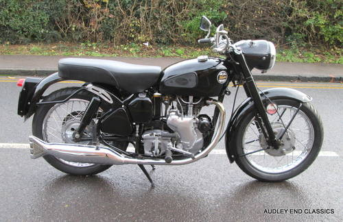 1957 VELOCETTE VIPER GOOD CONDITION SOLD (picture 2 of 6)