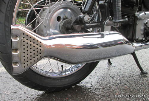 1957 VELOCETTE VIPER GOOD CONDITION SOLD (picture 6 of 6)