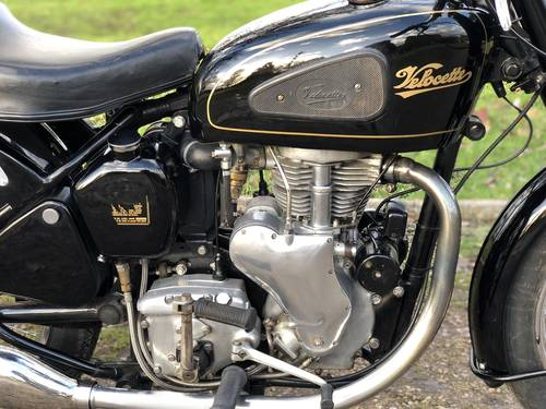 Velocette Mac 1955 350cc SOLD (picture 3 of 6)