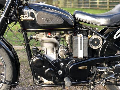 Velocette Mac 1955 350cc SOLD (picture 4 of 6)