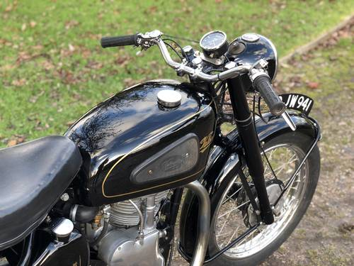 Velocette Mac 1955 350cc SOLD (picture 5 of 6)