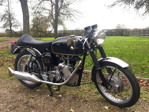 Velocette Thruxton Rep 1958 500cc SOLD (picture 1 of 6)