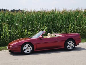 1991 Venturi Transcup 260 Coup  For Sale by Auction