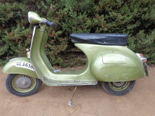 Vespa 150 s of 1962 For Sale (picture 3 of 6)