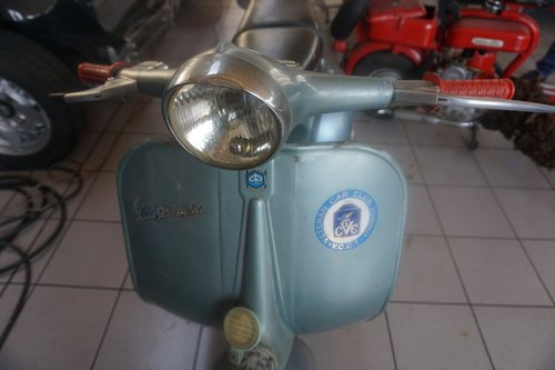 1959 First Owner Vespa 150 SOLD (picture 2 of 5)