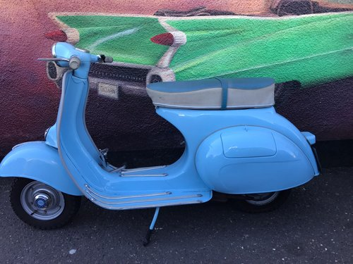 1958 Vespa Douglas For Sale (picture 2 of 4)