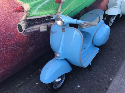 1958 Vespa Douglas For Sale (picture 3 of 4)