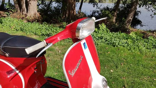 1965 Vespa Sprint - SOLD - Similar Scooters Wanted SOLD | Car And