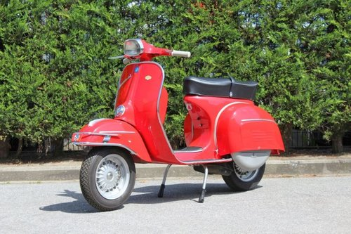 Vespa SS180 - 1968 For Sale (picture 1 of 6)