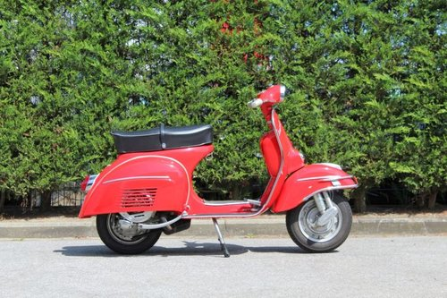 Vespa SS180 - 1968 For Sale (picture 2 of 6)