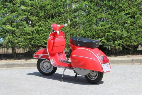 Vespa SS180 - 1968 For Sale (picture 3 of 6)