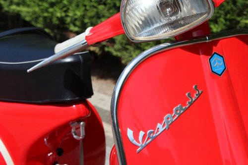 Vespa SS180 - 1968 For Sale (picture 6 of 6)