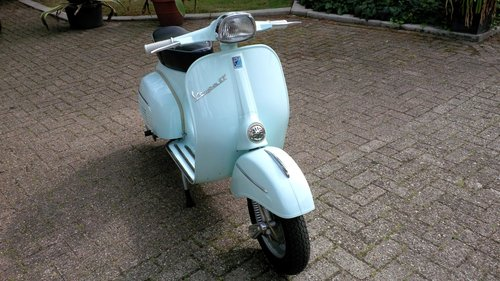 1967 Vespa Scooter Gran Turismo GT, price 4450 eur ex holland For Sale (picture 2 of 6)