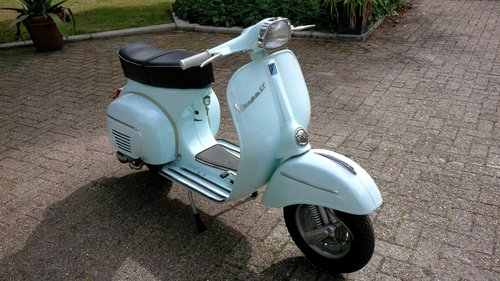 1967 Vespa Scooter Gran Turismo GT, price 4450 eur ex holland For Sale (picture 3 of 6)
