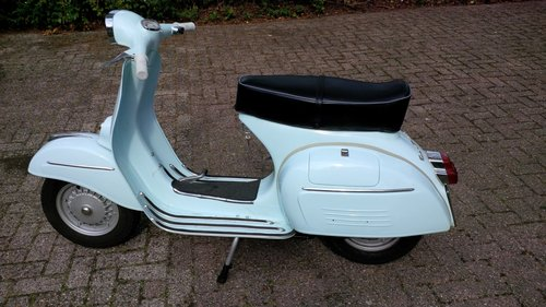 1967 Vespa Scooter Gran Turismo GT, price 4450 eur ex holland For Sale (picture 4 of 6)
