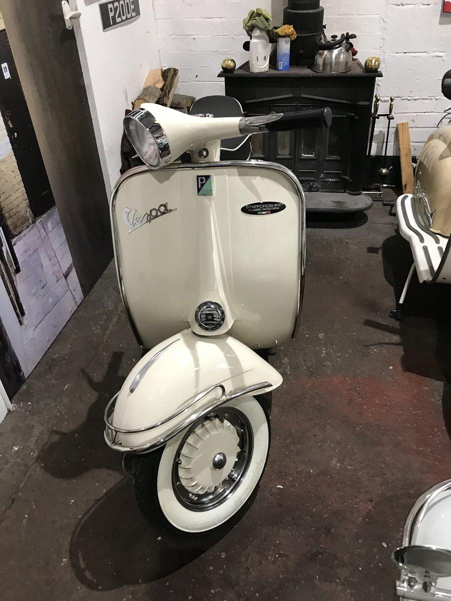 Vespa 150 ..1961 For Sale (picture 1 of 6)