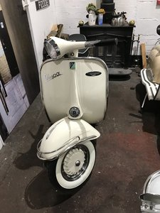 Picture of 1961 Vespa 150 ..