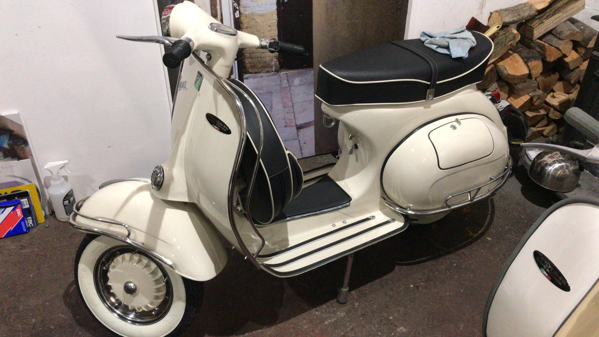 Vespa 150 ..1961 For Sale (picture 4 of 6)