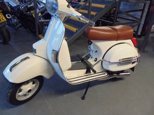 1999 Vespa T5 Millenium Number 330/400 Stunning and Original  For Sale
