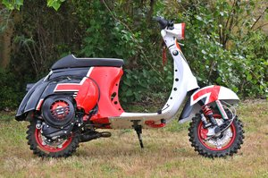 VESPA RACING - 38 HP