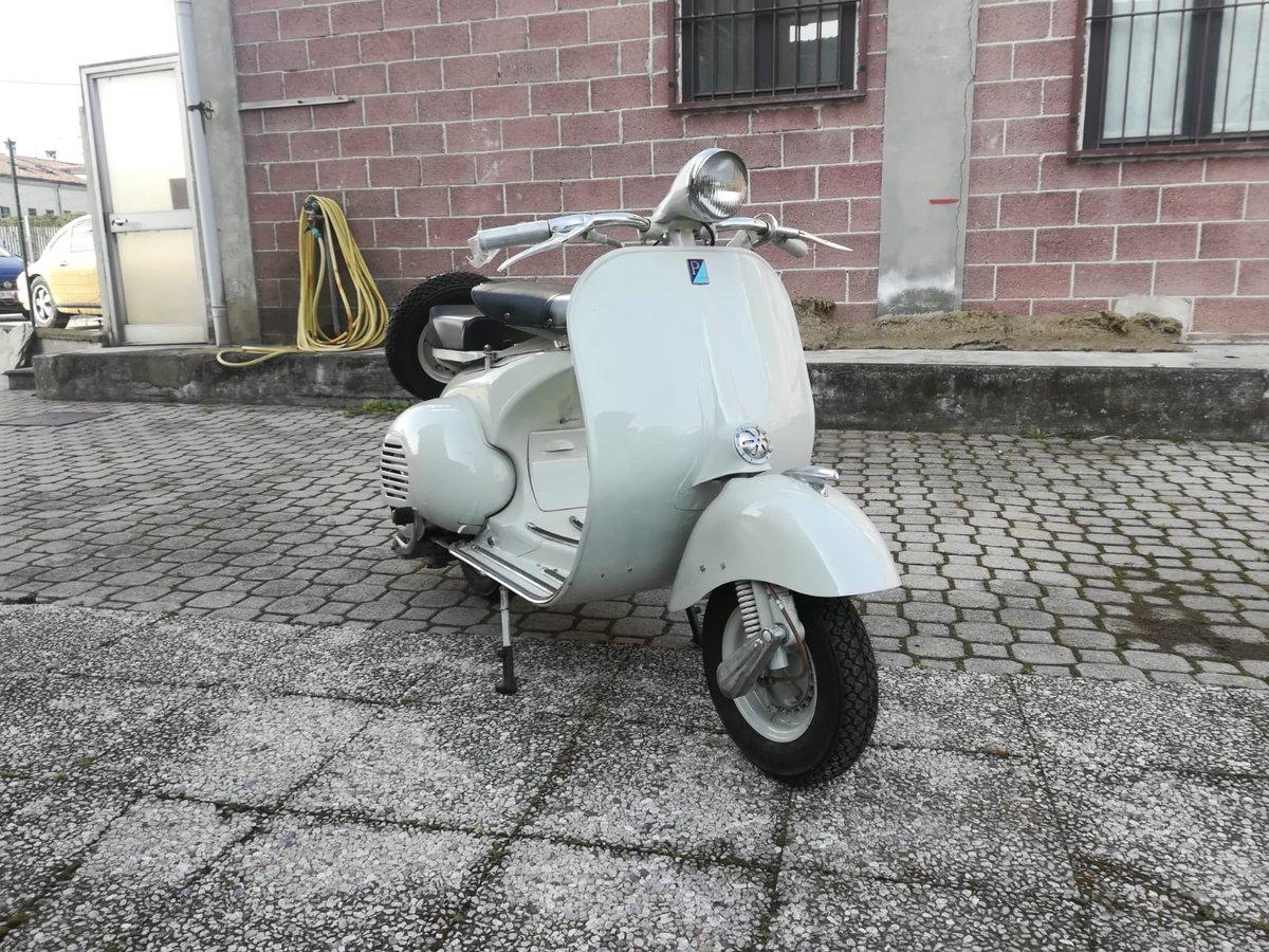 Vespa VL3T Struzzo 150cc - 1956 For Sale (picture 1 of 6)