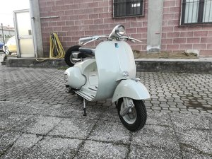 Vespa VL3T Struzzo 150cc - 1956 For Sale