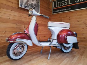 1963 Vespa GS160 MK2 - Stunning Example - UK Restored For Sale