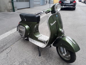 1978 Vespa 50s smallframe - technically restored