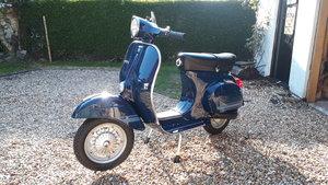 Vespa Primavera 125 ET3 1981 Complete restoration. For Sale
