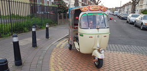1963 Vespa APE Tuk Tuk For Sale