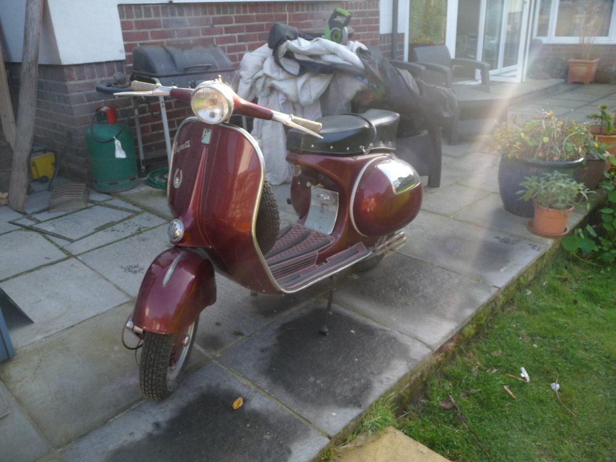 1959 VESPA GS150 For Sale (picture 2 of 4)