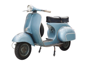 1962 Vespa 150 For Sale by Auction