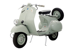 1955 Vespa 125 For Sale by Auction