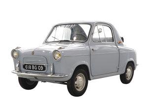 1960 Vespa 400 For Sale by Auction