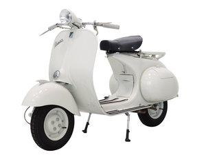 "1956 Vespa 150 ""Struzzo"" For Sale by Auction"
