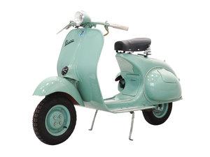 1953 Vespa 125 U Nachbau