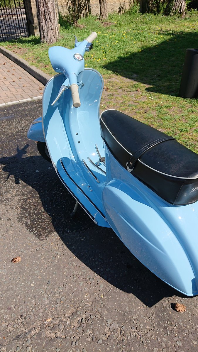 1964 Vespa 90 mk1 small door For Sale (picture 3 of 6)