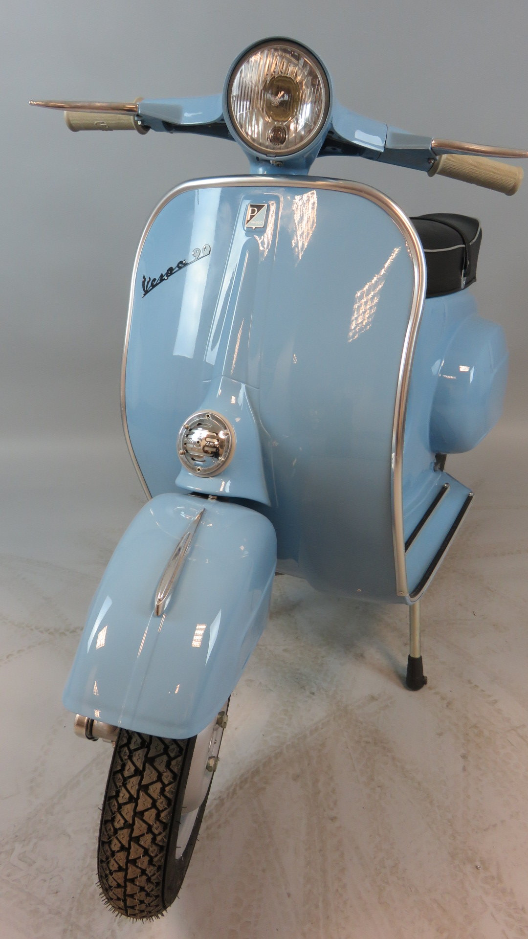1964 Vespa 90 mk1 small door For Sale (picture 6 of 6)