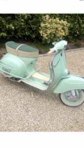 Vespa SS 180 scooter 1966
