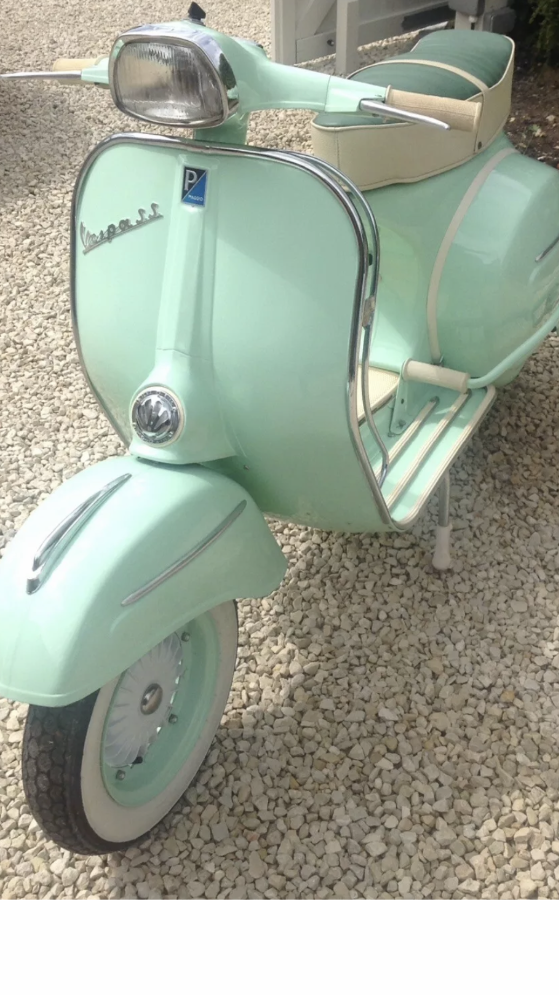Vespa SS 180 scooter 1966 For Sale (picture 2 of 2)