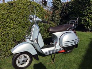 2015 Vespa PX 125 TOURING (177cc) For Sale