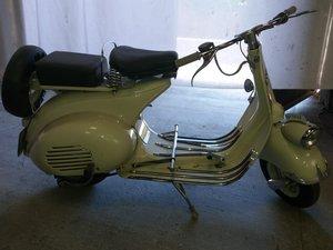 vespa faro basso 1955 For Sale