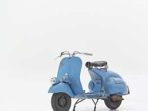 1948 VESPA V14 FARO BASSO For Sale by Auction