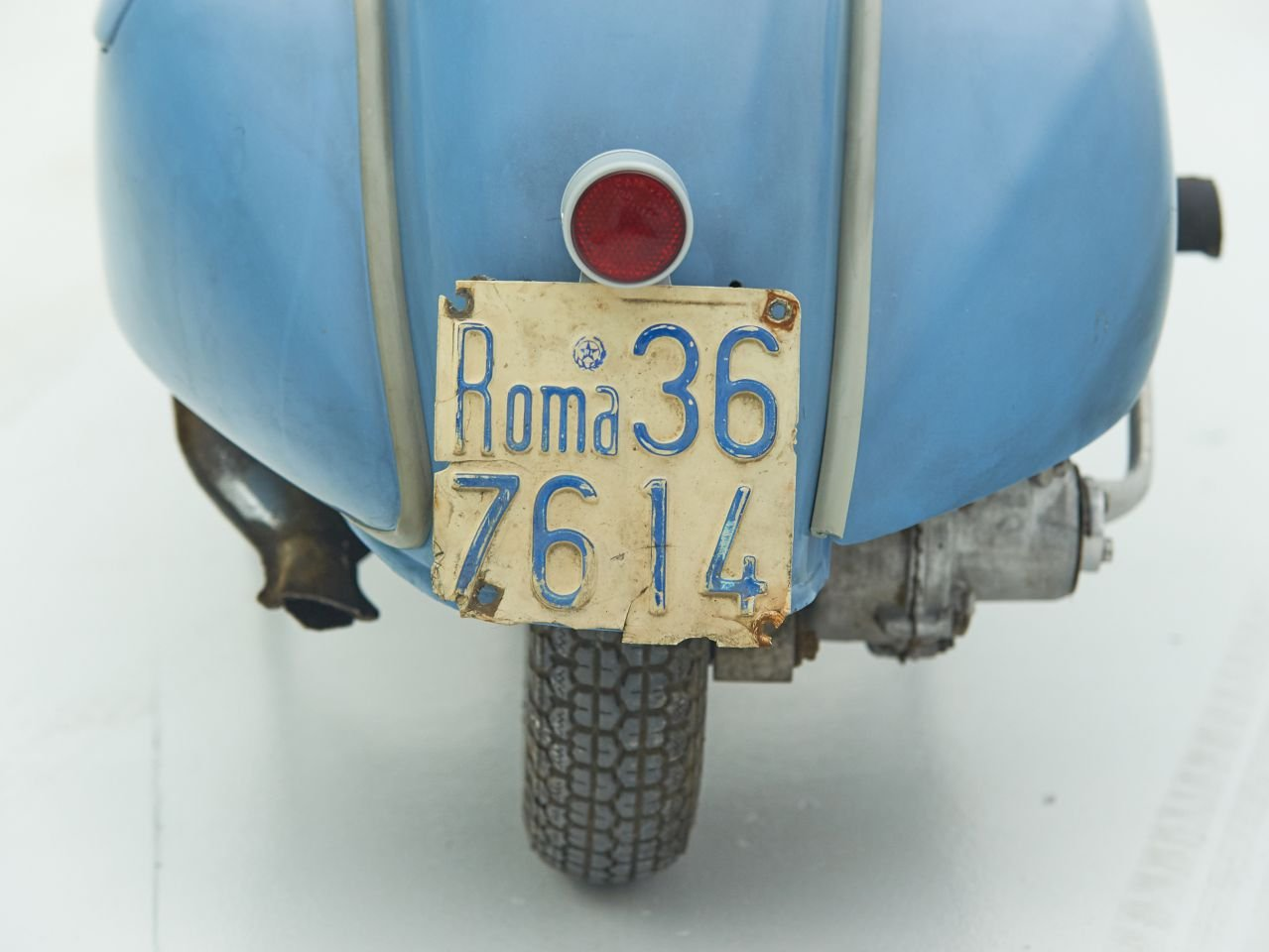 1948 VESPA V14 FARO BASSO For Sale by Auction (picture 5 of 6)