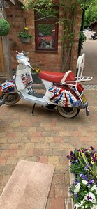 Beautiful Vespa 1985