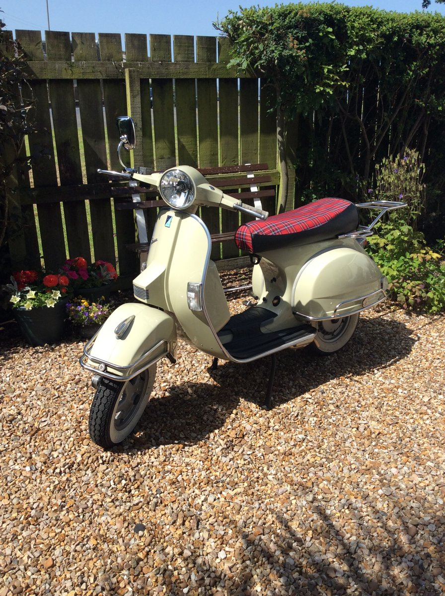 2005 Vespa PX 125 For Sale | Car And Classic