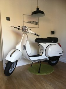 New unused px 125. Displayed in house from day one